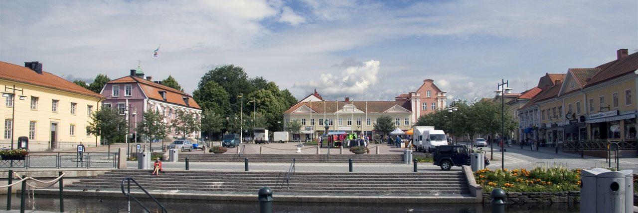 Stora torget Alingsås
